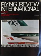 Flying Revue International OCTOBER 1968 - Transports