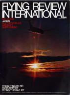 Flying Revue International AUGUST 1969 - Transports