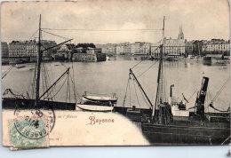 64 BAYONNE --- Jonction De La Nive Et De L'adour - Bayonne