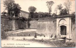 64 BAYONNE --- La Porte De Mousserolle - Bayonne