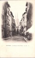 64 BAYONNE --- La Rue Du Port Neuf - Bayonne