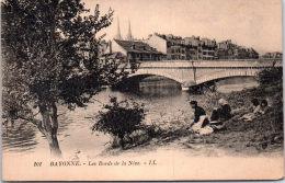 64 BAYONNE --- Les Bords De La Nive - Bayonne