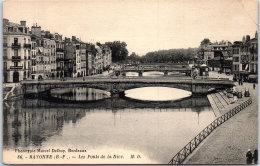 64 BAYONNE --- Les Ponts De La Nive - Bayonne