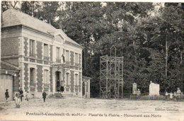 PONTAULT- COMBAULT  - Place De La Mairie - Monument Aux Morts  ...(90739) - Pontault Combault