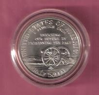 USA $ 0,50 1995S UNC CIVIL WAR BATTLEFIELD PRESERVATION - Federal Issues