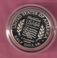USA $ 0,50 1994P PROOF WORLD CUP SOCCER - Émissions Fédérales