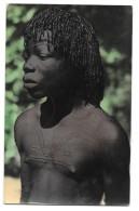 CONGO BELGE Ethnologie Indigène Bankutshu Scarifications - Congo - Kinshasa (ex Zaire)
