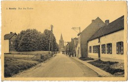 BASSILLY (Belgique) Rue Des écoles - Silly