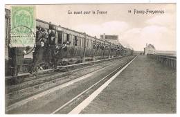 94 Passy-Froyennes En Avant Pour La France - Tournai