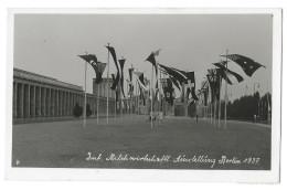 BERLIN (Allemagne) 1937 Internationale Milchwirtschaftliche Ausstellung - Congrès International De Laiterie - Allemagne