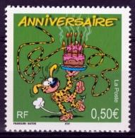 """France, """"Happy Birthday"""", Marsupilami, 2003, MNH VF - France"""