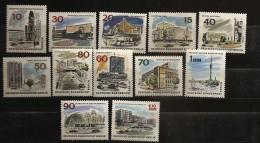 Allemagne Berlin 1965 N° 230 / 41 ** Opéra, Juif, Musique, Planétarium, Radio, Voiture, Coccinelle, Croix-rouge, Car - [5] Berlin