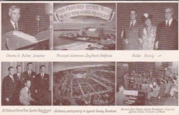 Charles E Fuller Old Fashioned Revival Hour Worldwide Gospel Broadcast Los Angeles California - Christianity
