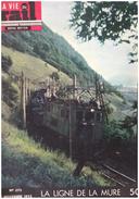 La Vie Du Rail   La LIGNE DE LA MURE  Saint S Georges De Commiers Train Gare - Trains