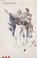 Carte XX CROIX ROUGE L ENTRAIDE - Croix-Rouge