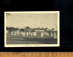NELLORE Inde India : Séminaristes En Récréation / Seminarian Playing Croquet - India