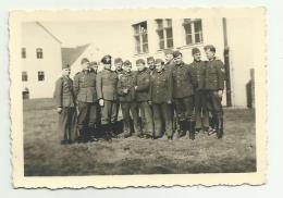 FOTO SOLDATI TEDESCHI - 2a GUERRA MONDIALE - MISURE CM.8x6 - War, Military