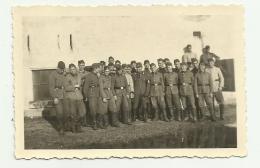 FOTO SOLDATI TEDESCHI - 2a GUERRA MONDIALE - MISURE CM.9X6 - Guerre, Militaire
