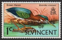 Green Heron Mm Stamp