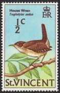 House Wren Mnh Stamp - Songbirds & Tree Dwellers