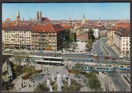 Germany Munich 1972 / Sendlinger Tor / Olympic Games Munich / Gymnastics - Muenchen