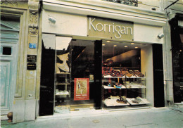PARIS - CPM - 8ème Arrond - Rue Marbeuf - Boutique KORRIGAN - Distretto: 08