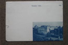VENEZIA LIDO --1938  -VILLA CORNO D'ORO   -- BELLISSIMA - Italie