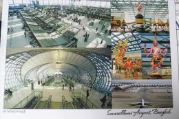 Bangkok Airport - Aerodromi