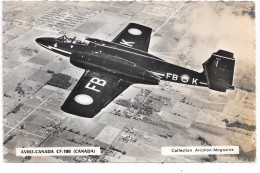 AVION AVRO CANADA CF-100 (CANADA) - 1946-....: Moderne