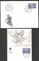 Switzerland Bern 1986 / Pro Sport / Athletics, Gymnastics - Atletismo