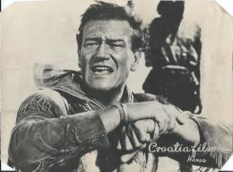 Photography FO000267 - MOVIE (FILM): Hondo ACTOR: John Wayne (21.5 X 16cm) - Photographs