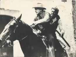 Photography FO000274 - MOVIE (FILM): Vera Cruz ACTOR: Gary Cooper, Burt Lancaster (23 X 17cm) - Photographs