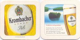 #D116-031 Viltje Krombacher - Sous-bocks
