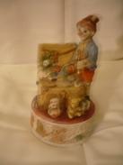 Spieluhr Pinocchio Mit Truhe (204) - Andere Sammlungen