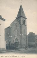 St-Servais. - L'Eglise. (Namur, Saint-Servais,  L'Eglise Sainte-Croix) - # 889, G. H. Ed. A  - Excellent - Namur