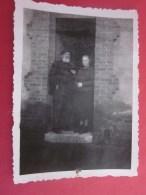 NOV 1944 PHOTO=>CHANTIER DE JEUNESSE-CDJ-SOUS PETAIN-E.M.A.G.-G.S.3-CIE T-126é BRGDE à VERSAILLES ANNEXE ARTOIS-PAPA - Guerre, Militaire