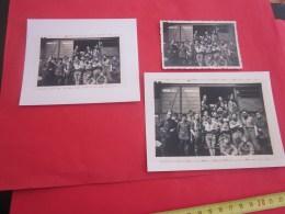 1940 PHOTO=>CHANTIER DE JEUNESSE-CDJ-SOUS PETAIN-E.M.A.G.-G.S.3-CIE T-126é BRIGADE àVERSAILLES ANNEXE ARTOIS-ST SULPL - Guerre, Militaire