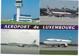 Aéroport Luxembourg - Aérodromes