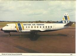 Charles Skilton´s Postcard 416 - British Air Ferries Viscount Series 815 - 1946-....: Moderne