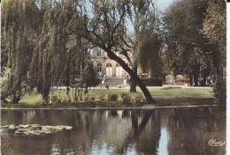 94----CHOISY LE ROI---le Jardin  De L'hôtel De Ville--voir  2 Scans - Choisy Le Roi
