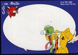 Sticker Vignette Autocollante Vache Qui Rit  Mask - Altri