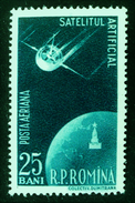 SATELLITES ARTIFICIELS 1957 - NEUF ** - YT PA 69 - MI 1677 - Nuovi