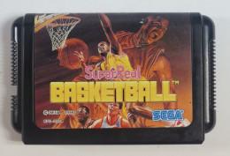 Sega Mega Drive : Super Real Basketball - Sega