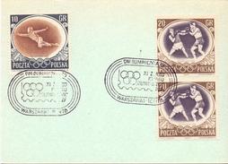 WARSZAWA 1978  OLYMPIC GAMES (SET160147)