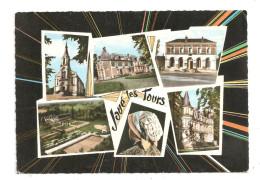 Joué-les-Tours--Multivues-(B.4230) - France