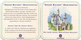 #D116-091 Viltje Löwenbräu München - Sous-bocks