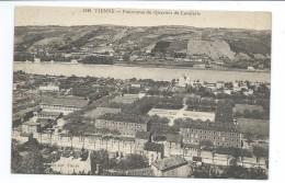 38/ ISERE... VIENNE. Panorama Du Quartier De Cavalerie - Vienne