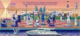 Azerbajan 2016, Chess, Elephant, BF - Elefantes