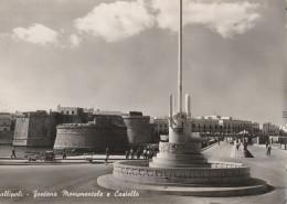 Brindisi - Piazza Cairoli (notturno) - Brindisi