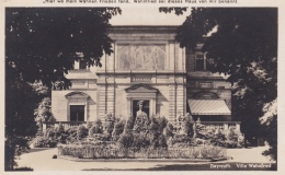 16 / 9 /165  -    BAYREUTH   -  VILLA  WAHNFRIED - Bayreuth